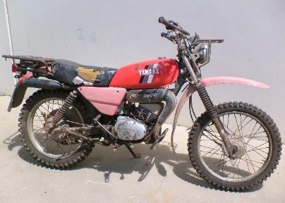 1985 Yamaha AG100
