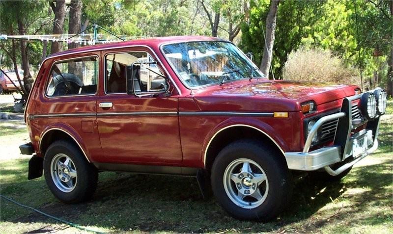 1982 Lada NIVA (4x4)