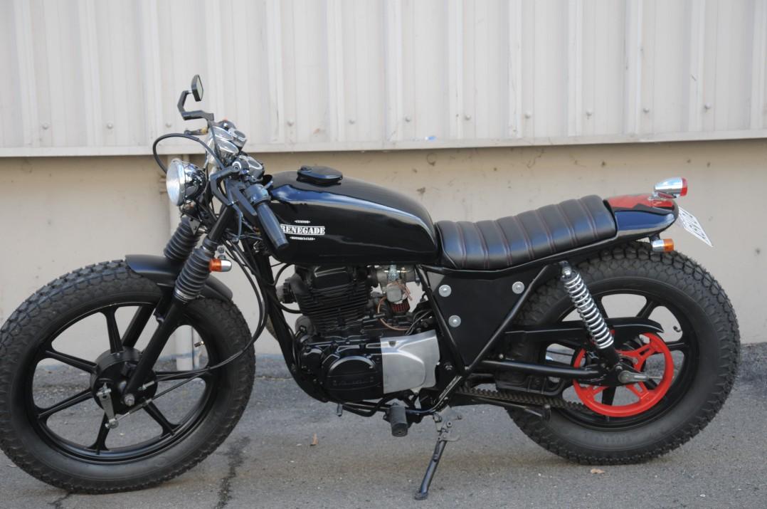 1983 Kawasaki LTD250
