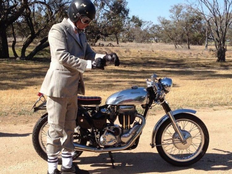1953 Matchless G80s
