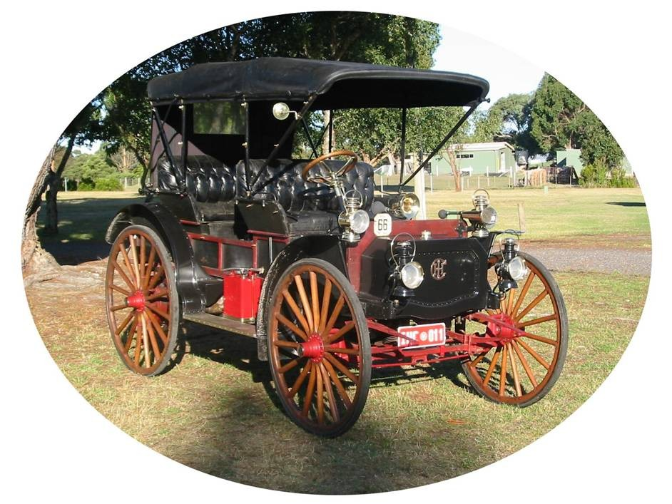 1911 International Harvester B