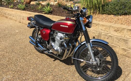 1974 Honda K4 750