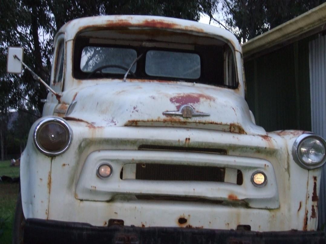 1956 International Harvester Harvester AS162