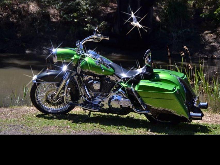 1991 Harley-Davidson 1340cc FLHS ELECTRA GLIDE SPORT