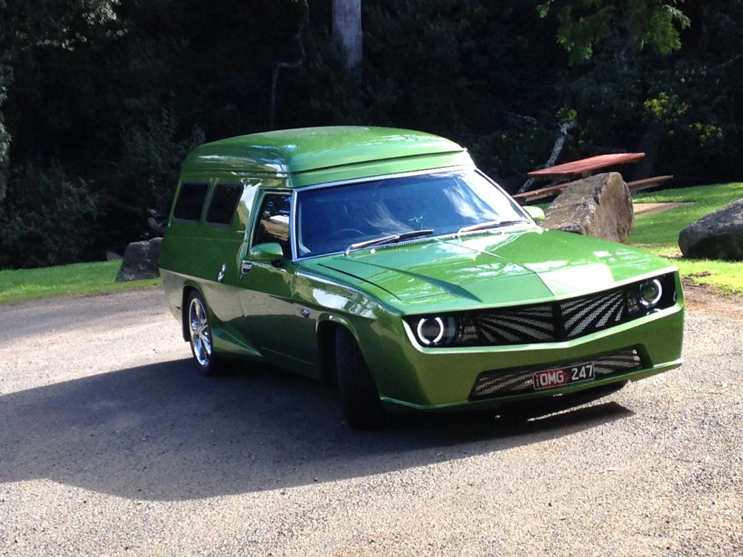 1982 Holden WB
