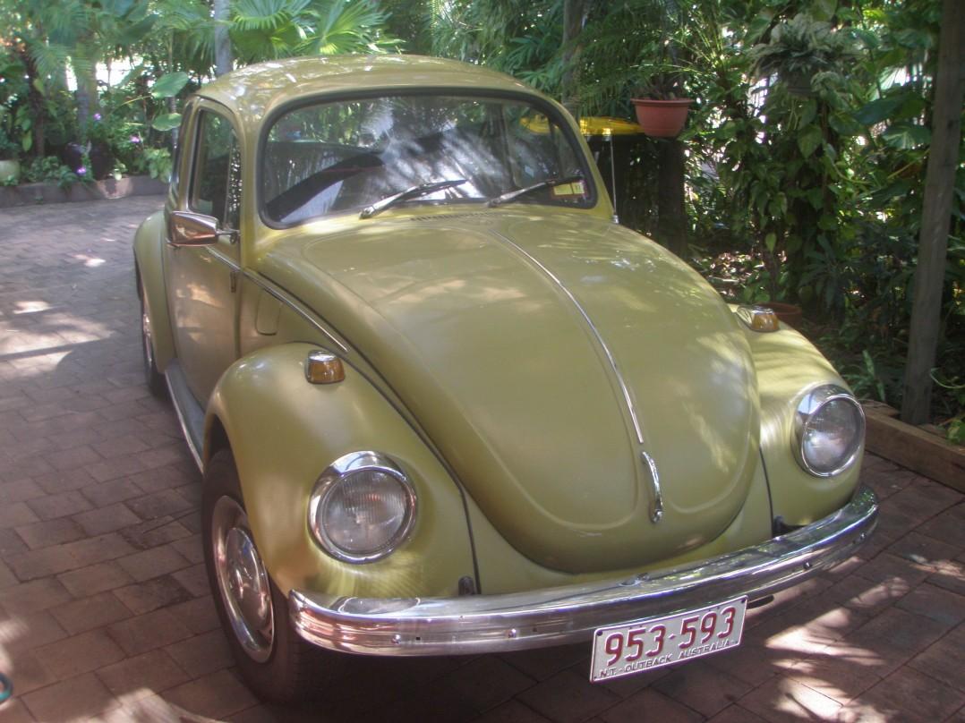 1972 Volkswagen 1600 SUPER BUG S