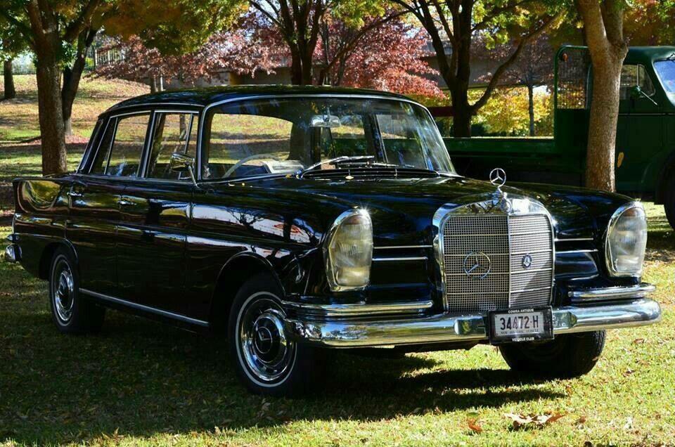 """1960 Mercedes-Benz 220Sb """"finnie"""""""