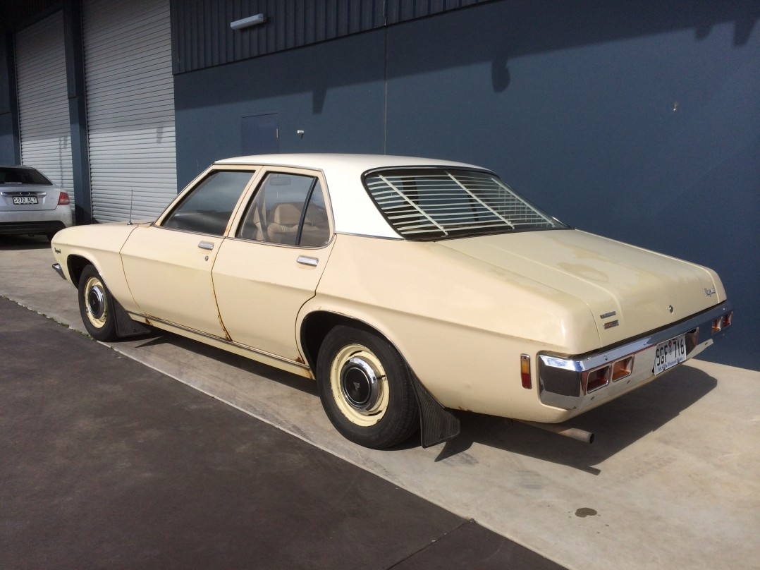 1972 Holden HQ