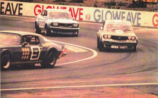 1974 GROUP C MAZDA RX3