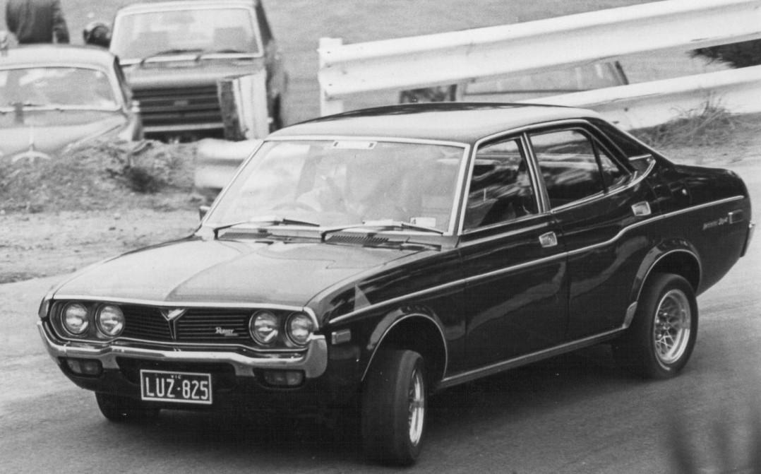 1974 MAZDA RX4