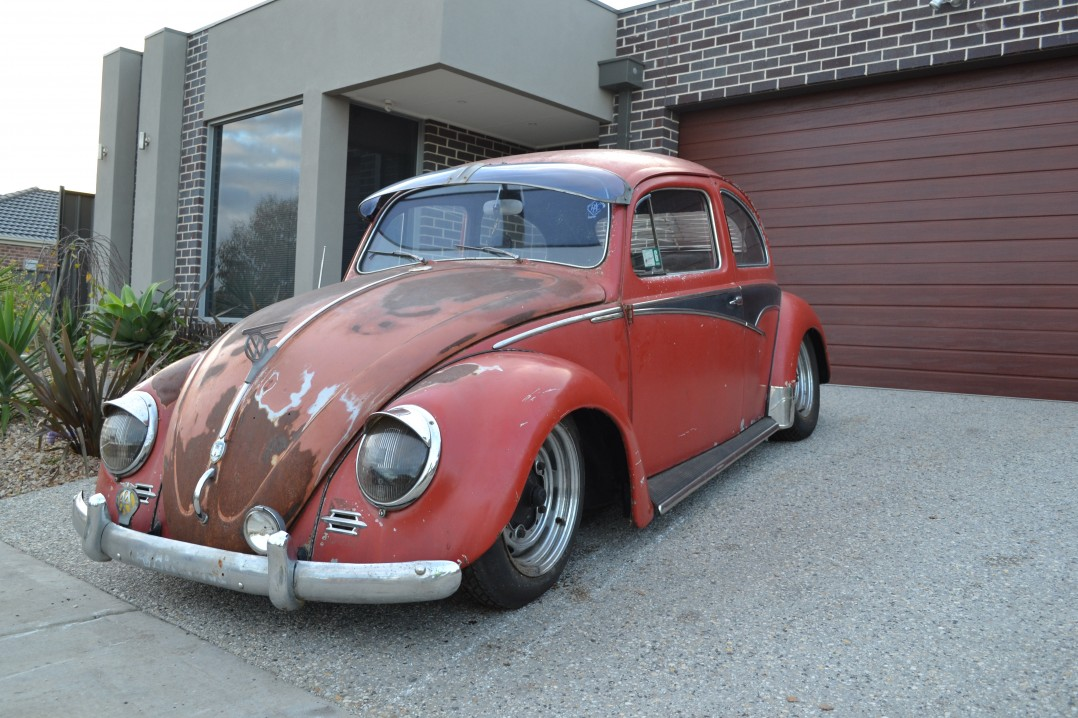 1958 volkswagen beetle vdub58 shannons club. Black Bedroom Furniture Sets. Home Design Ideas