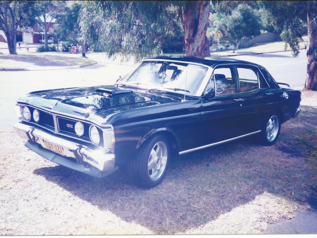1971 Ford xy falcon