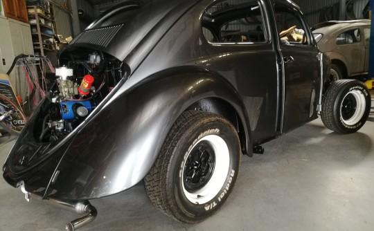 1956 Volkswagen Beetle Oval Golde