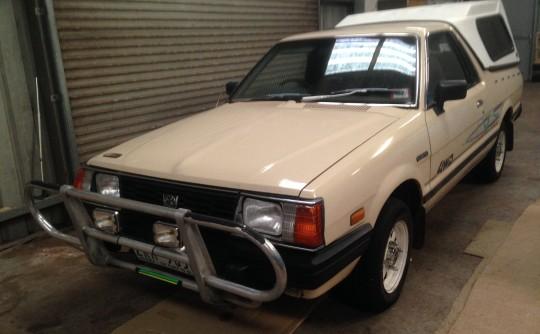 1988 Subaru BRUMBY (4x4)