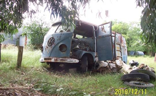 1956 Volkswagen Kombi
