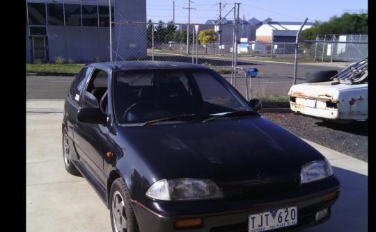 1989 Suzuki Swift GTi