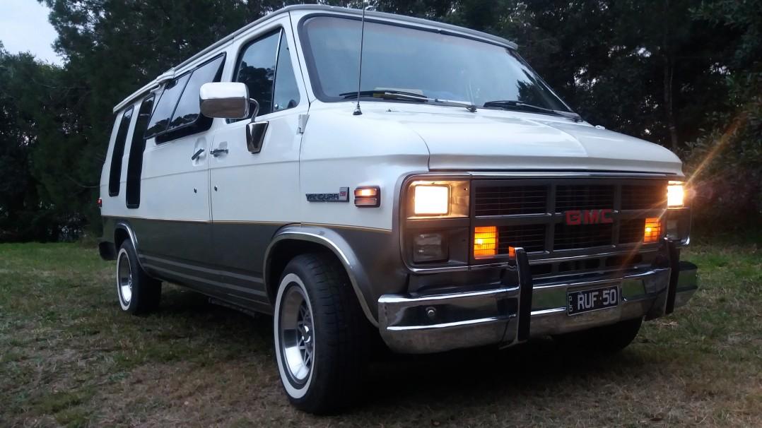 1983 General Motors Vandura