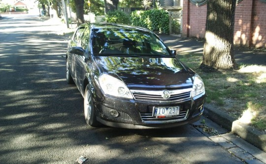 2008 Holden ASTRA CDX