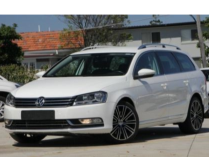 2012 Volkswagen PASSAT 1.8 20V TURBO