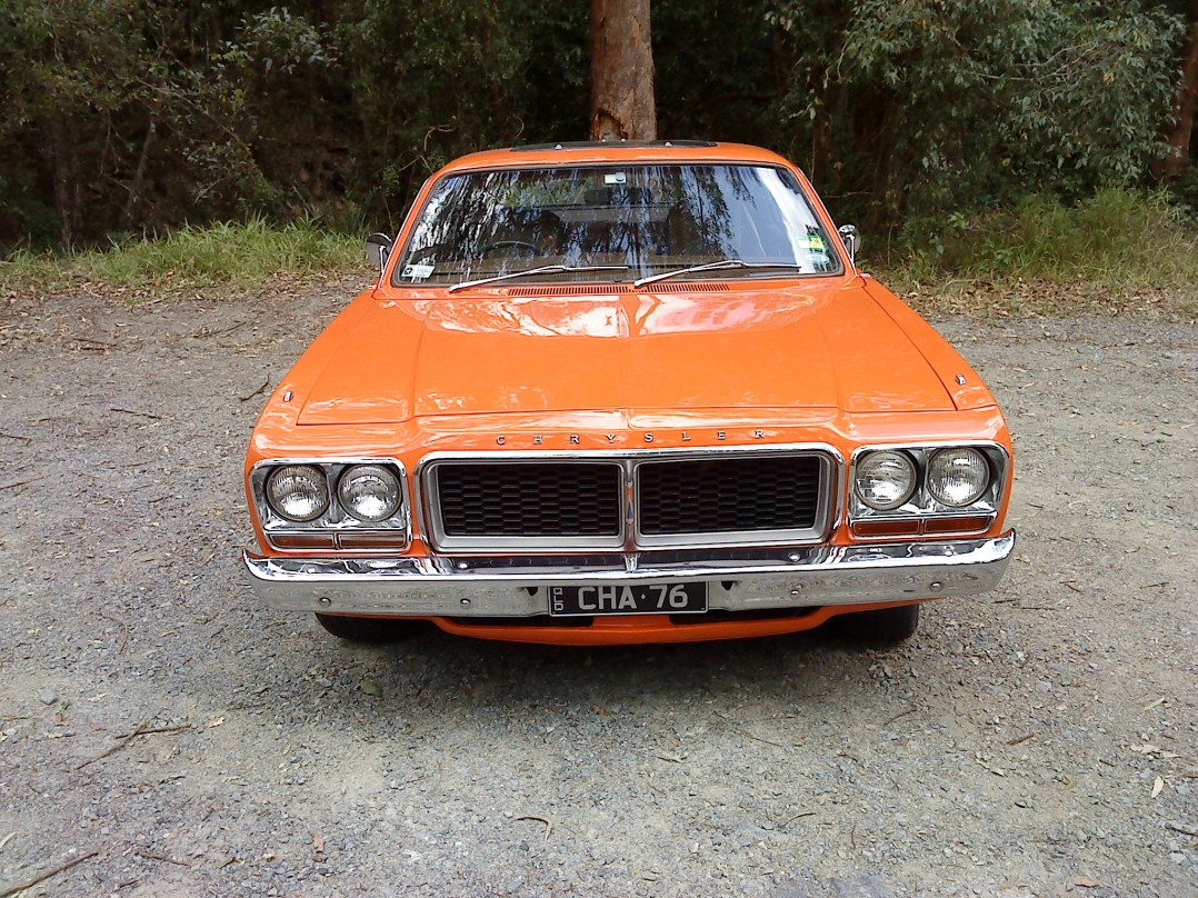 1976 Chrysler CL Charger 770