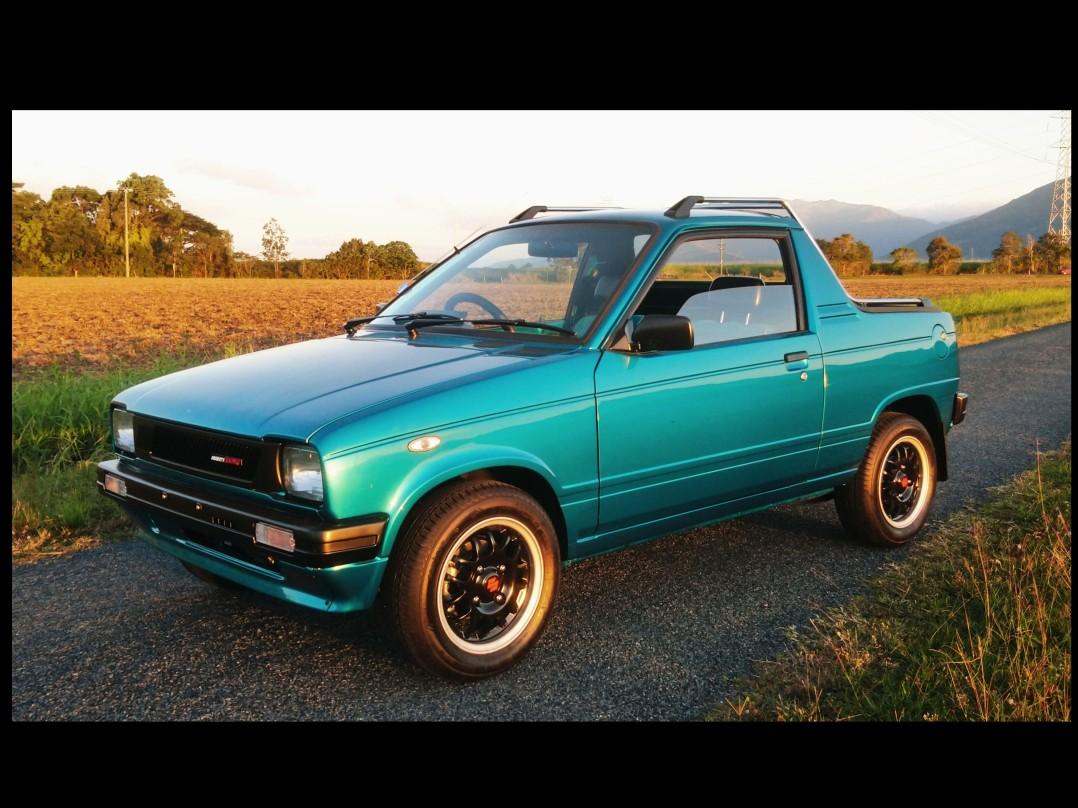 1985 Suzuki Mighty Boy