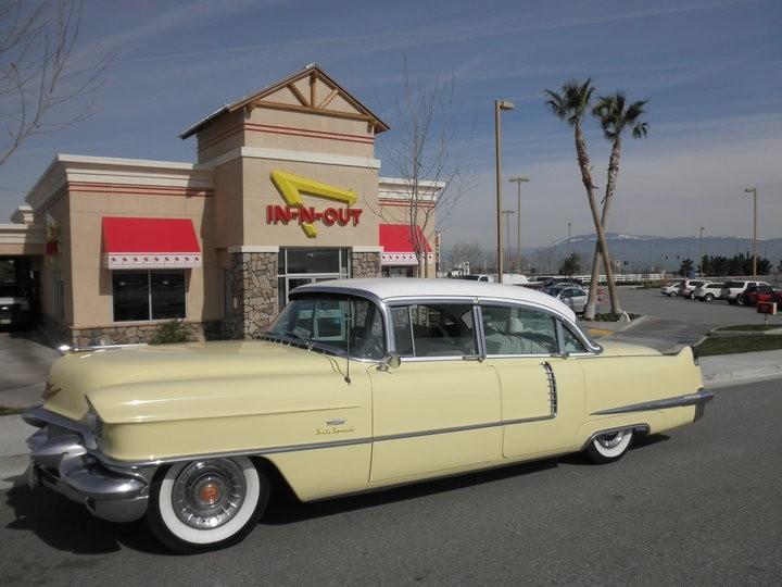 1956 Cadillac Series 60 Sedan
