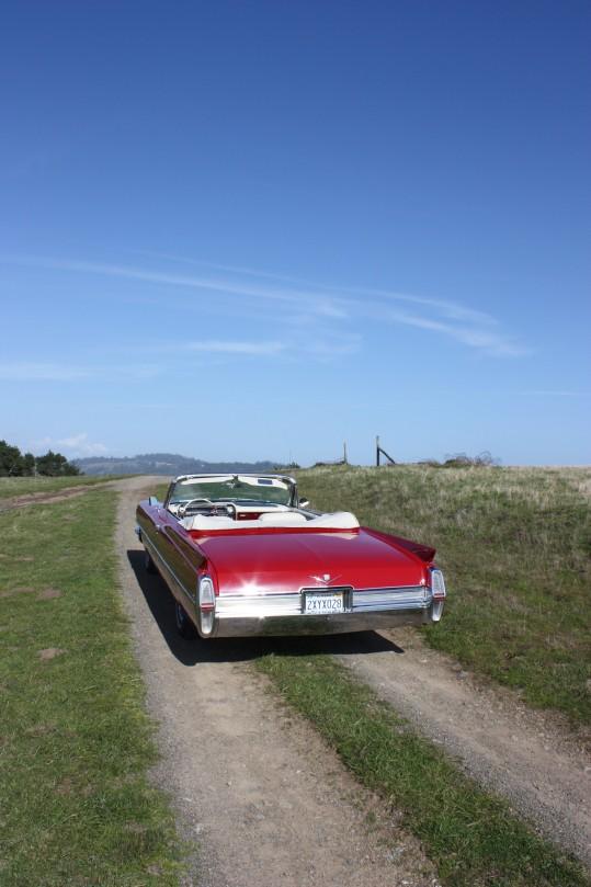 1964 Cadillac De Ville Convertible