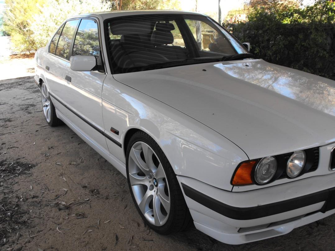 1994 BMW E34  540i