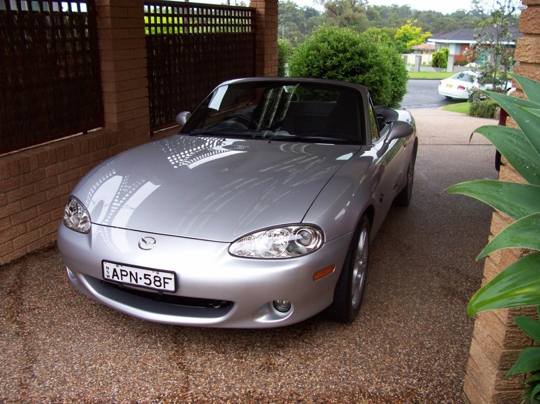 2003 Mazda MX-5 CLASSIC