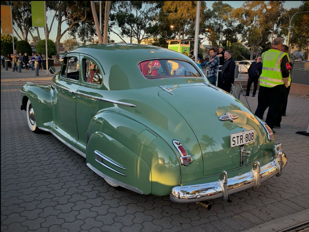 1941 Buick Special (Series 40A) Business Coupe