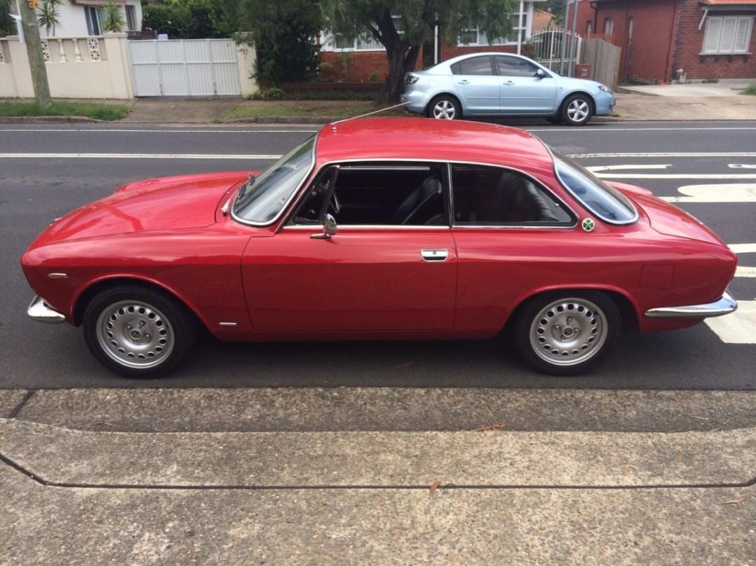 1966 Alfa Romeo SPRINT