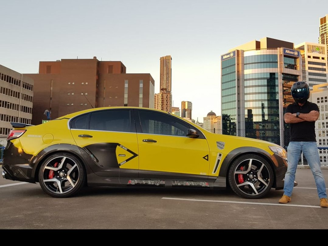 2014 Holden Special Vehicles VF R8