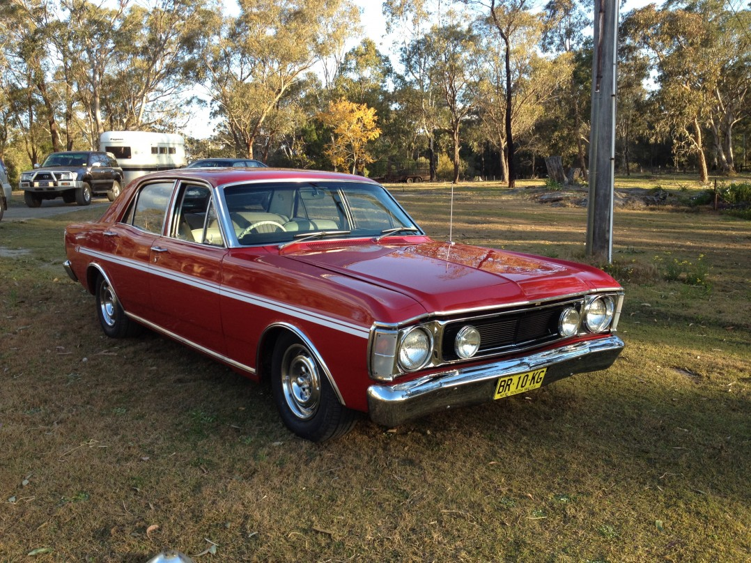 1970 Ford Fairmont GS
