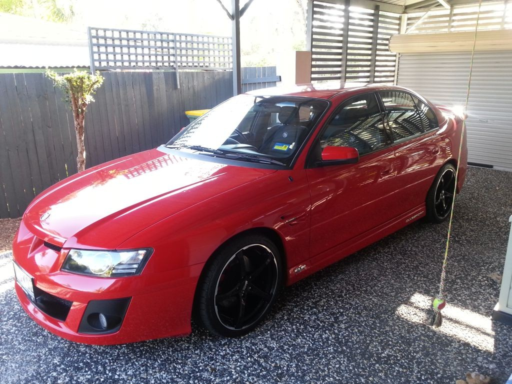 2005 Holden Special Vehicles CLUBSPORT