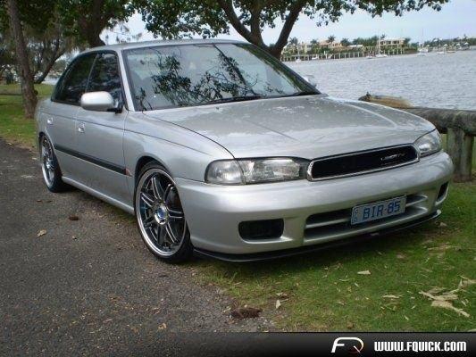 1996 Subaru Liberty