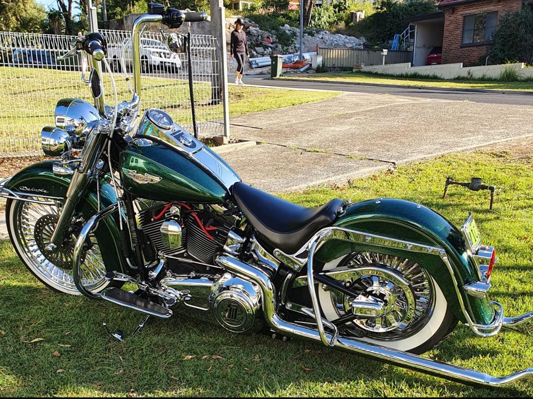 2013 Harley-Davidson 1584cc FLSTN SOFTAIL DELUXE