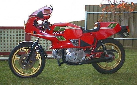1981 Ducati 600 Pantah