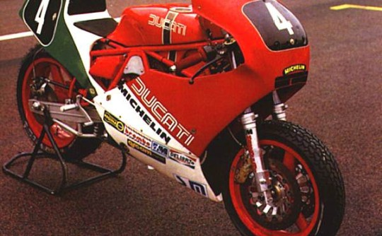 1986 Ducati 750F1