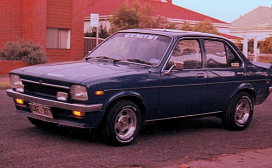 1979 Holden GEMINI SL