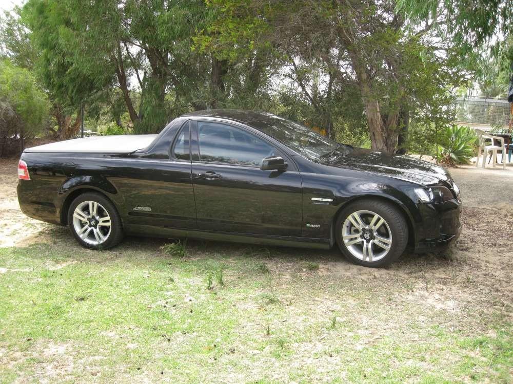 2009 Holden VE SS