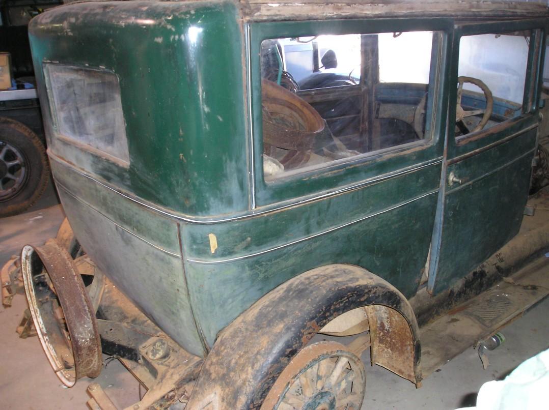 1927 Oldsmobile standard