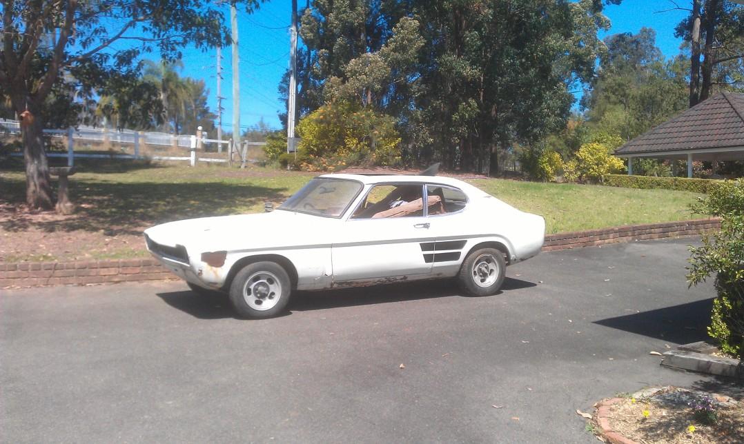 1972 Ford CAPRI GT 3000