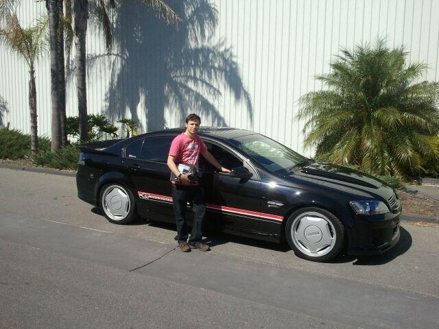 2010 Holden VE HDT RETRO