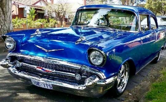1957 Chevrolet businessman