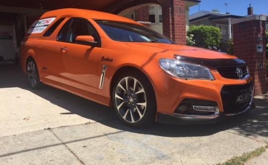 2014 Holden VF Sandman