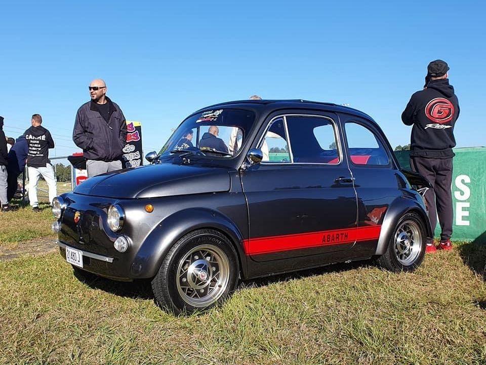 1969 Fiat 500 Abarth
