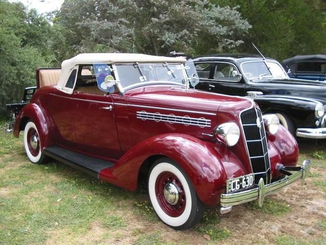 1935 Plymouth Pj