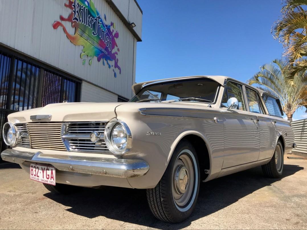 1965 Chrysler Valiant Safari AP6