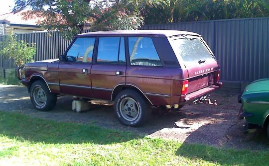 1987 Range Rover Hiline