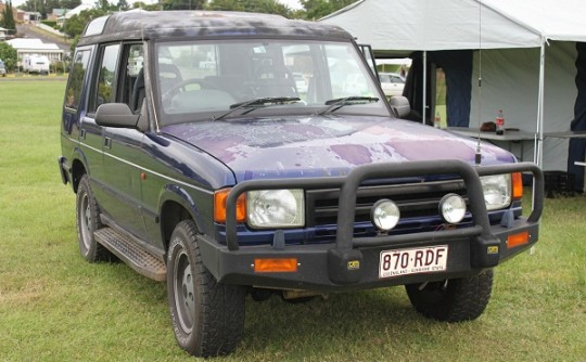 1994 Land Rover Discovery series 1 update